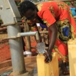 Drop in the Bucket Uganda water well Custom Corner Gulu04