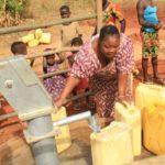 Drop in the Bucket Uganda water well Custom Corner Gulu07
