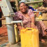 Drop in the Bucket Uganda water well Custom Corner Gulu08
