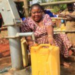 Drop in the Bucket Uganda water well Custom Corner Gulu09