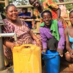 Drop in the Bucket Uganda water well Custom Corner Gulu10