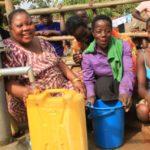 Drop in the Bucket Uganda water well Custom Corner Gulu11