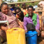 Drop in the Bucket Uganda water well Custom Corner Gulu12