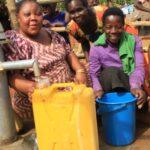 Drop in the Bucket Uganda water well Custom Corner Gulu13