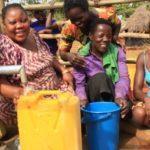 Drop in the Bucket Uganda water well Custom Corner Gulu15