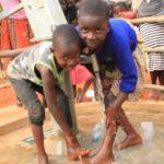 Drop in the Bucket Uganda water well Custom Corner Gulu17