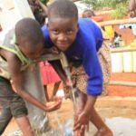Drop in the Bucket Uganda water well Custom Corner Gulu18