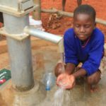 Drop in the Bucket Uganda water well Custom Corner Gulu19