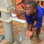 Drop in the Bucket Uganda water well Custom Corner Gulu20