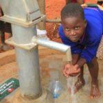 Drop in the Bucket Uganda water well Custom Corner Gulu21