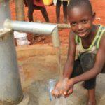 Drop in the Bucket Uganda water well Custom Corner Gulu23