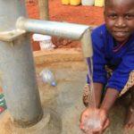 Drop in the Bucket Uganda water well Custom Corner Gulu25
