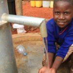 Drop in the Bucket Uganda water well Custom Corner Gulu26