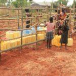 Drop in the Bucket Uganda water well Custom Corner Gulu29