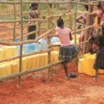 Drop in the Bucket Uganda water well Custom Corner Gulu30