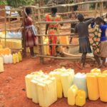 Drop in the Bucket Uganda water well Custom Corner Gulu34
