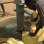 Drop in the Bucket Uganda water well Goan Quarters community borehole03