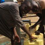 Drop in the Bucket Uganda water well Goan Quarters community borehole04