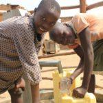 Drop in the Bucket Uganda water well Goan Quarters community borehole06