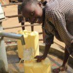 Drop in the Bucket Uganda water well Goan Quarters community borehole08