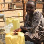 Drop in the Bucket Uganda water well Goan Quarters community borehole09