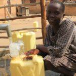 Drop in the Bucket Uganda water well Goan Quarters community borehole10