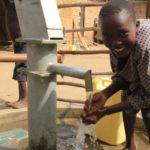 Drop in the Bucket Uganda water well Goan Quarters community borehole12