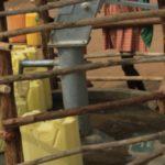Drop in the Bucket Uganda water well Goan Quarters community borehole18