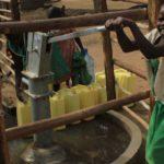 Drop in the Bucket Uganda water well Goan Quarters community borehole19