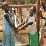 Drop in the Bucket Uganda water well Goan Quarters community borehole27